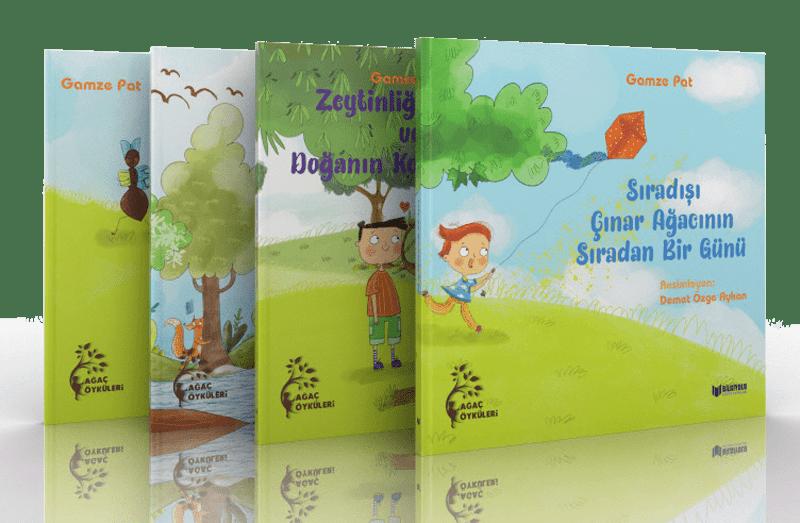 Ağaç Öyküleri Serisi