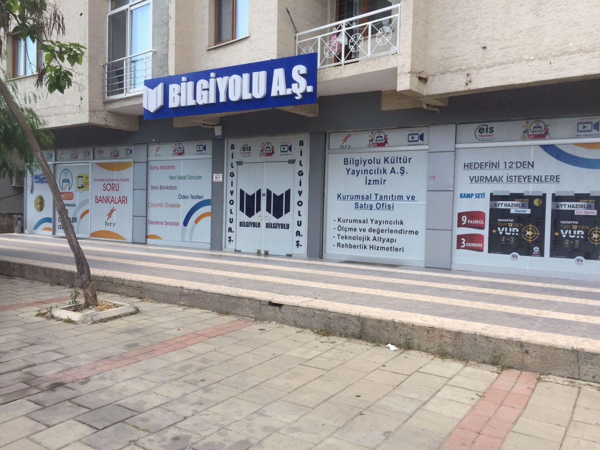 İzmir Bilgiyolu 1